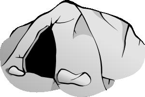 free vector Cave Entrance clip art