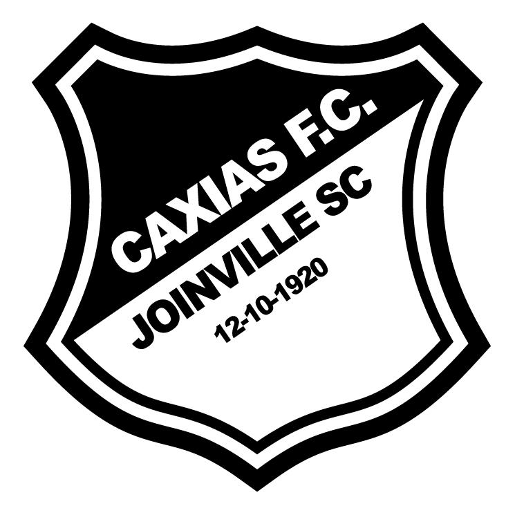 free vector Caxias futebol clube