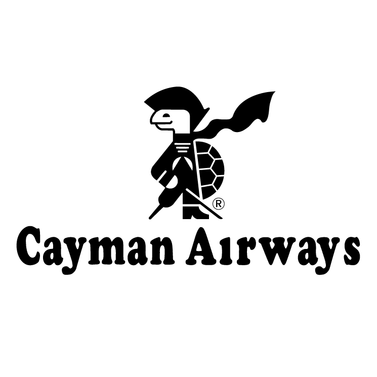free vector Cayman airways 1