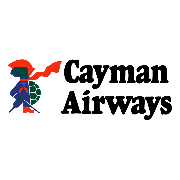 free vector Cayman airways 2