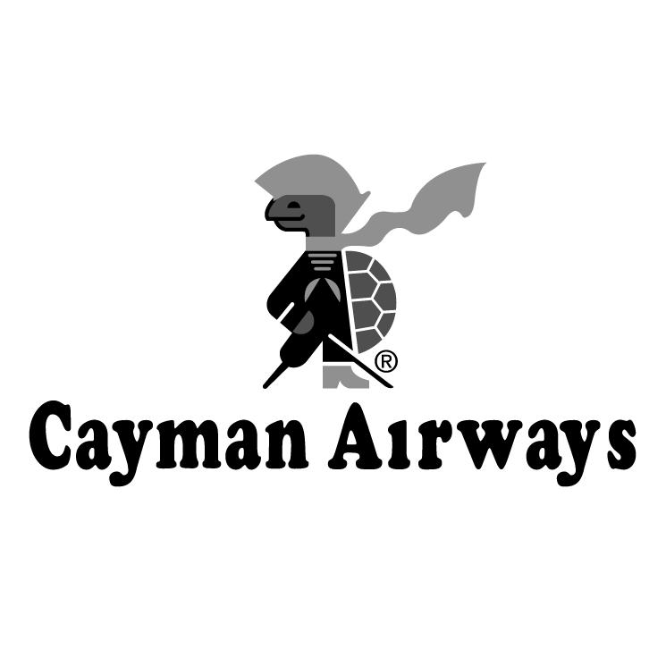 free vector Cayman airways