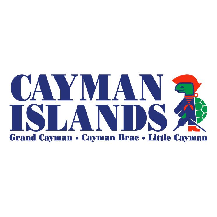 free vector Cayman island 1