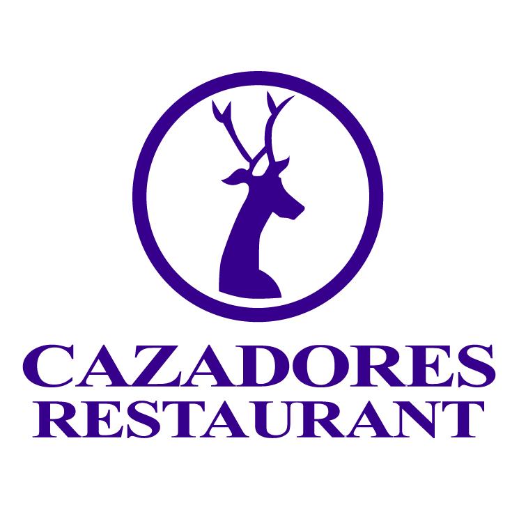 free vector Cazadores restaurant