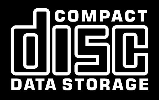 free vector CD Data Storage logo