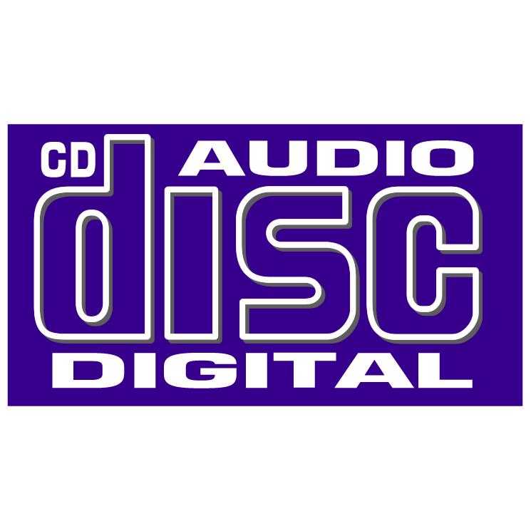 free vector Cd digital audio