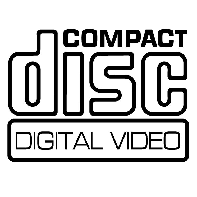 free vector Cd digital video