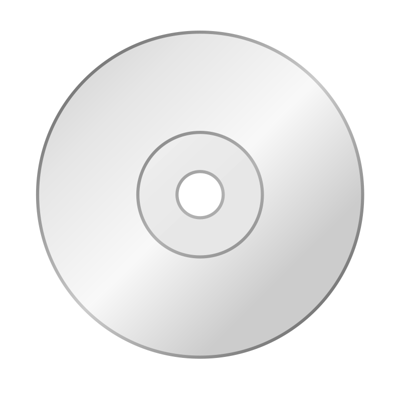 free vector CD icon