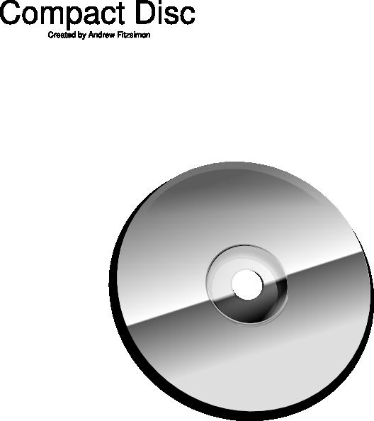 free vector Cd Rom Disc clip art