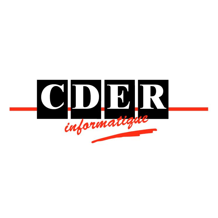 free vector Cder informatique