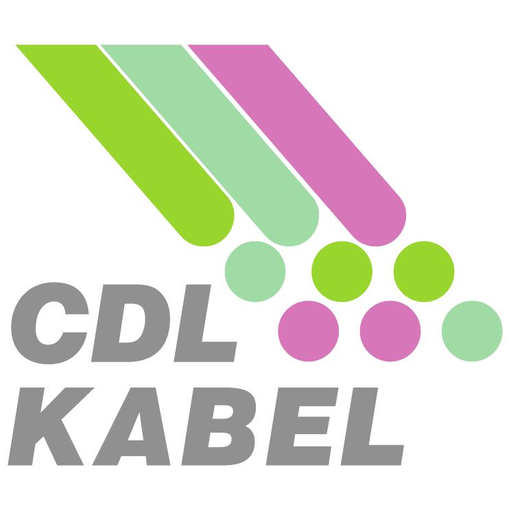 free vector Cdl kabel