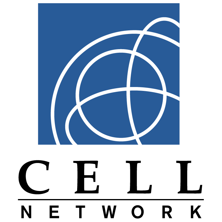 free vector Cell network