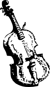 free vector Cello clip art