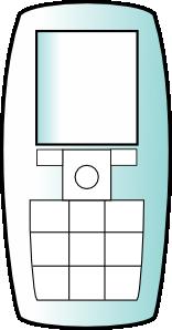 free vector Cellular Phone clip art