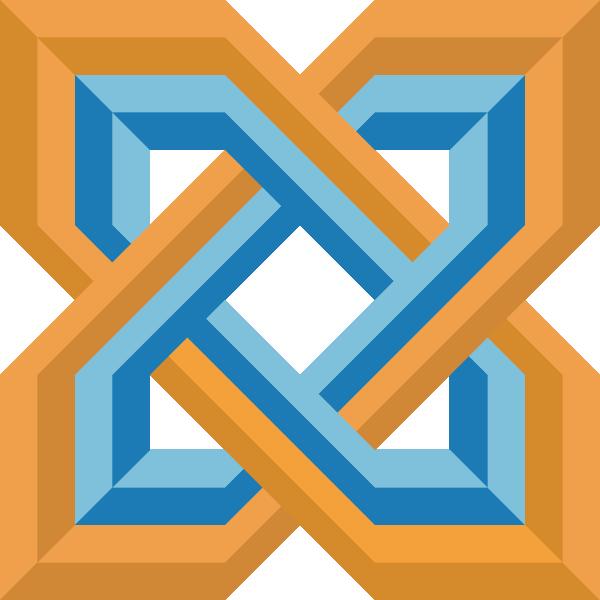 free vector Celtic Solomons Knot clip art
