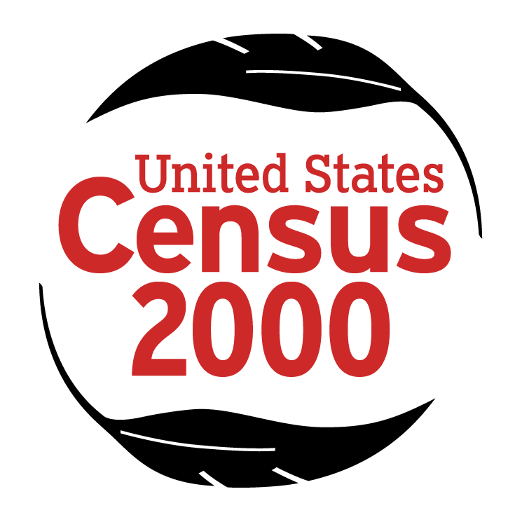 free vector Census 2000 0