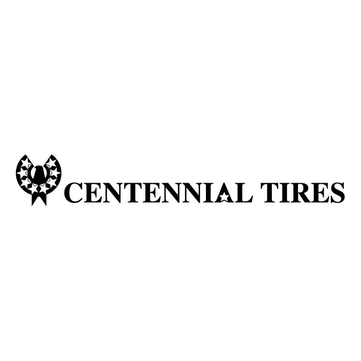 free vector Centennial tires