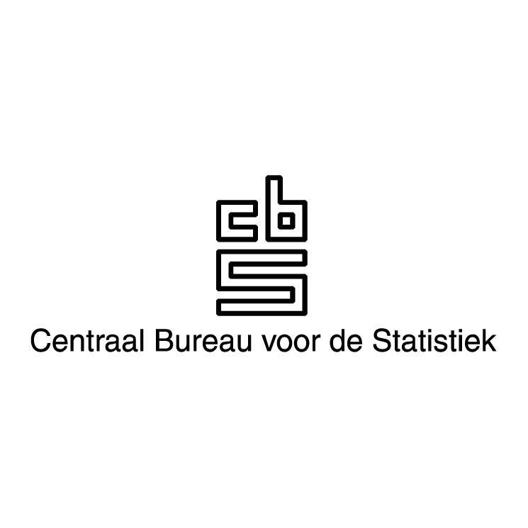 free vector Centraal bureau voor de statistiek