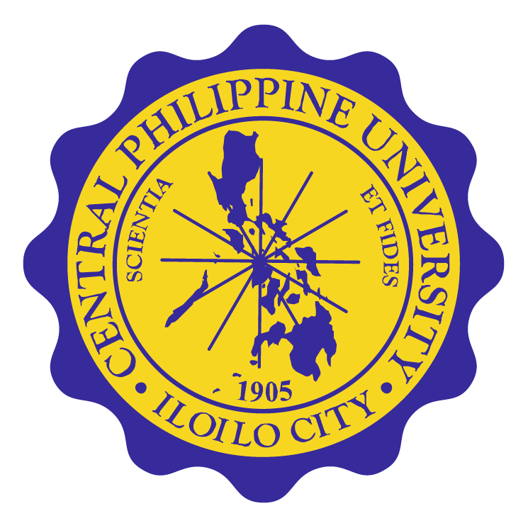 free vector Central philippine university