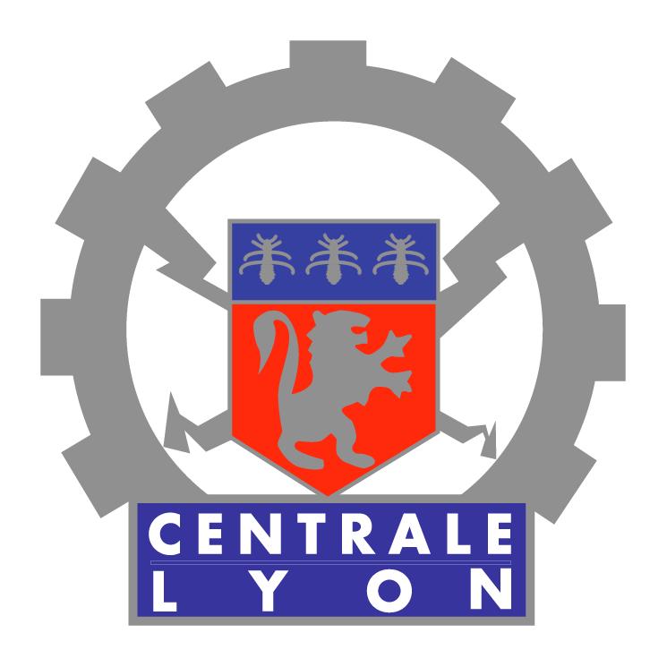 free vector Centrale lyon