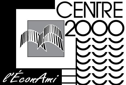 free vector Centre 2000 logo2