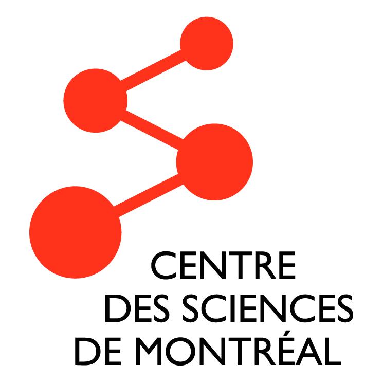 free vector Centre des sciences de montreal