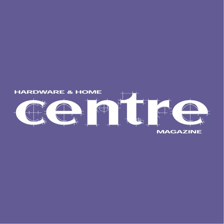 free vector Centre magazine