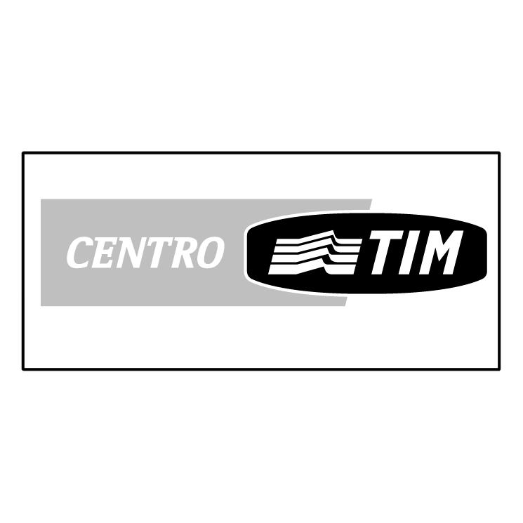 free vector Centro tim 1