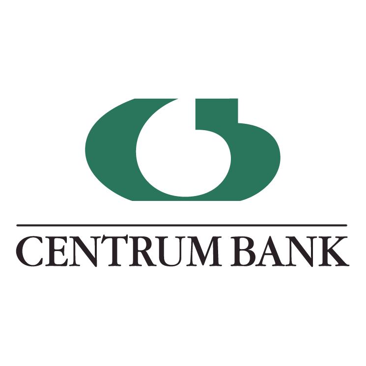 free vector Centrum bank