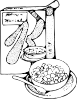 free vector Cereal And Milk clip art