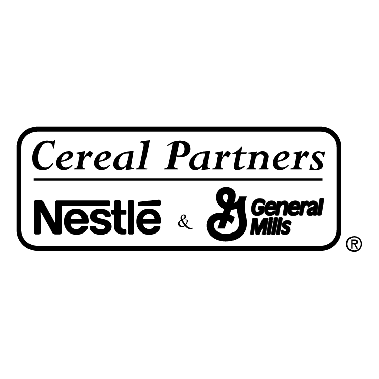 free vector Cereal partners