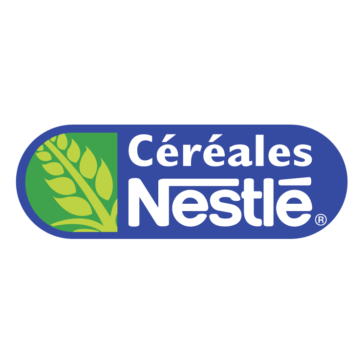 free vector Cereales nestle
