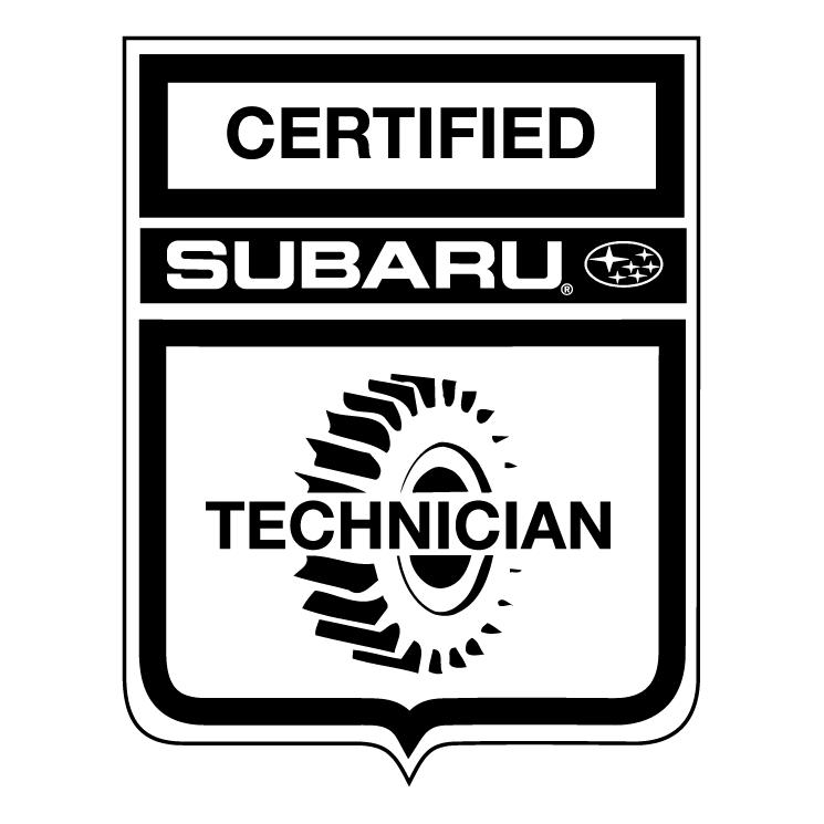 free vector Certified technican