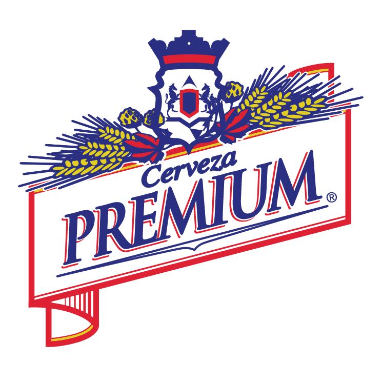 free vector Cerveza premium