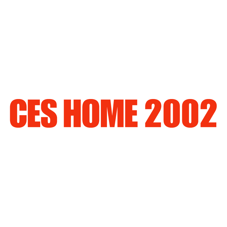 free vector Ces home 2002