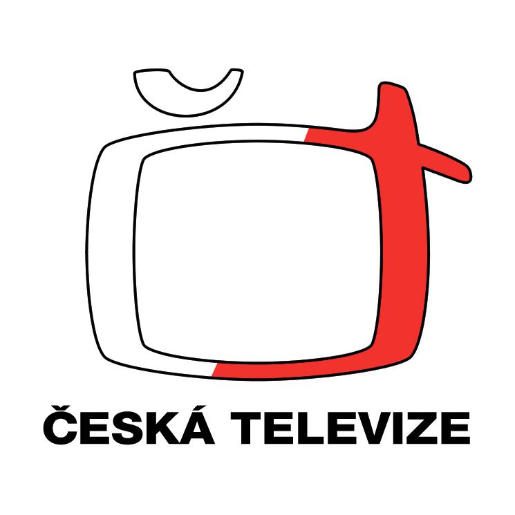 free vector Ceska televize