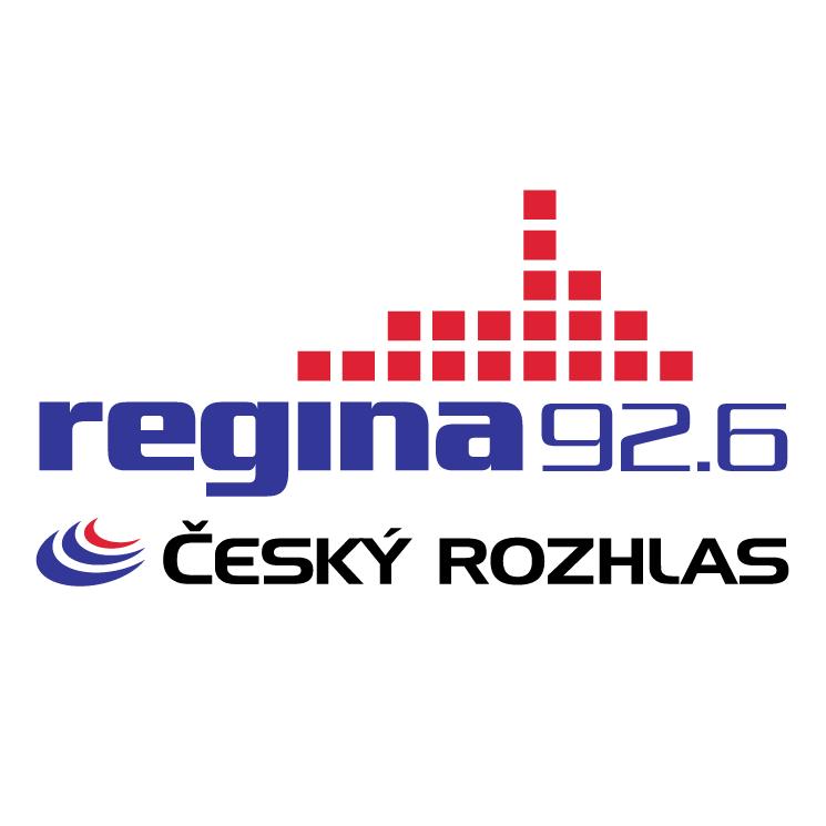 free vector Cesky rozhlas regina 1