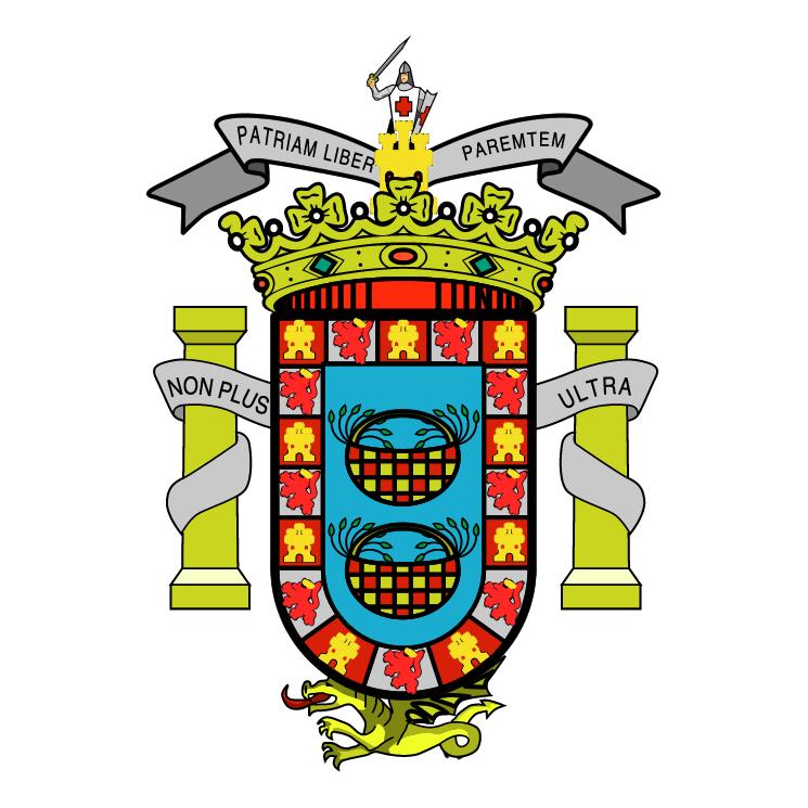 free vector Ceuta y melilla
