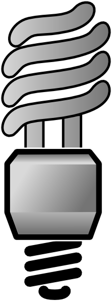 free vector Cfbulb-notlit clip art