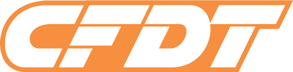 free vector CFDT logo