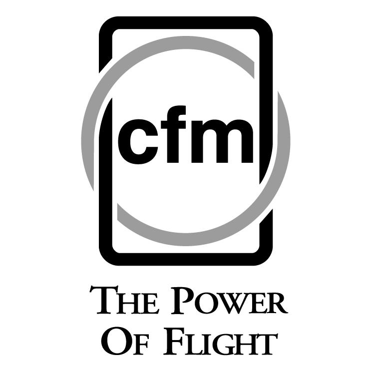 free vector Cfm international