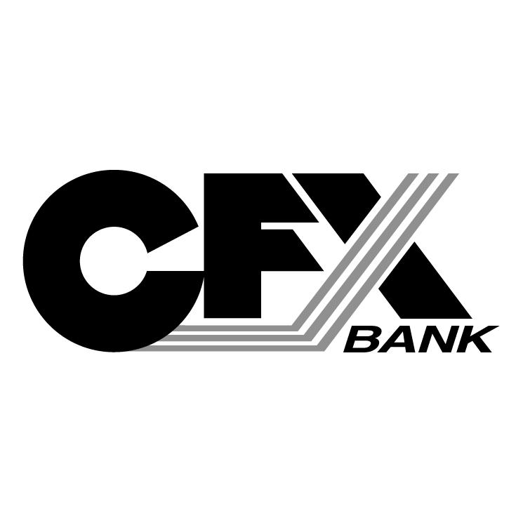 free vector Cfx bank