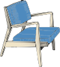 free vector Chair clip art