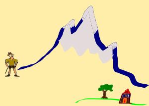 free vector Challenge clip art