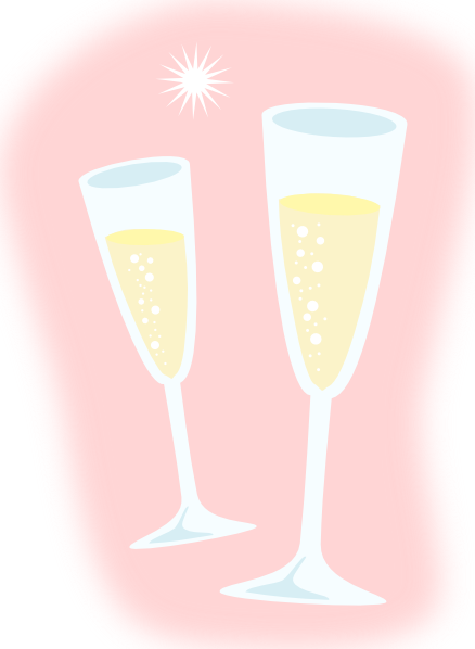 Champagne Clip Art Free Download Champagne glasses clip art is