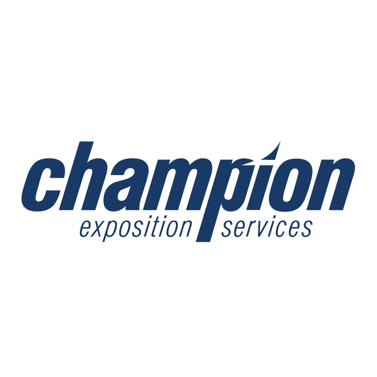 free vector Champion exposition services
