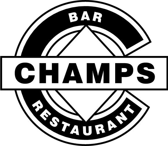 free vector Champs Bar Restaurant