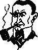 free vector Charles Gates Dawes clip art