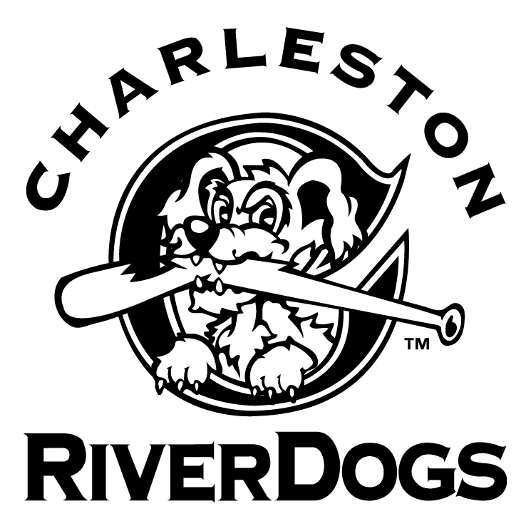 free vector Charleston riverdogs