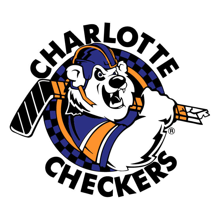 free vector Charlotte checkers