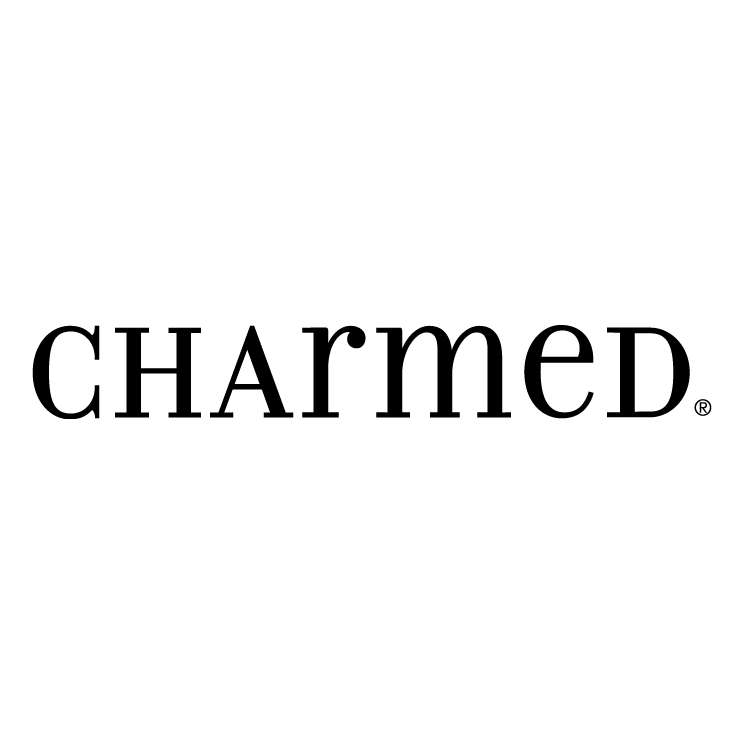 free vector Charmed magazine
